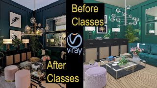 3ds max interior lighting tutorial vray - TH-Clip