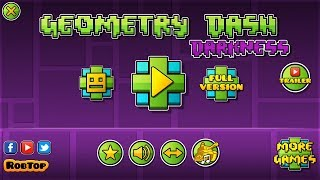 GEOMETRY DASH DARKNESS - La 2.2 creada por la comunidad!! | GuitarHeroStyles