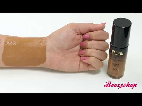 Milani Milani Conceal & Perfect 2-in-1 Foundation and Concealer Nutmeg