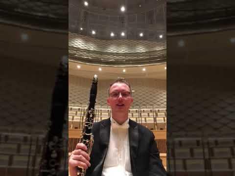 Matteo Tartaglia, clarinetto