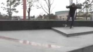 preview picture of video 'SMP skatepark Shanghai China'