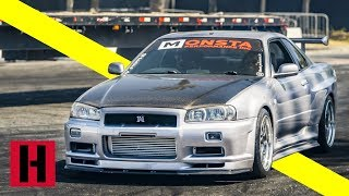 RB30 Powered R34 Skyline Breakdown!