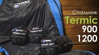 Terra Incognita Termic 900 / right, красный/серый - відео 1