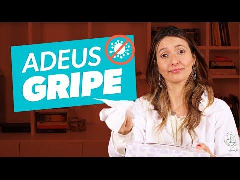 Imagem ilustrativa do vídeo: Alimentação para GRIPE