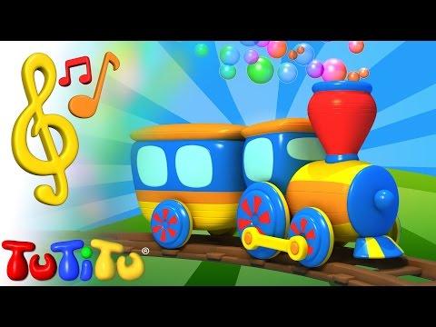 TuTiTu Toys and Songs for Children   Train