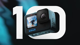 GoPro:  Introducing HERO10 Black — Speed with Ease
