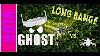 """Ghost FPV-Ghost FPV- S2E12 Long Range - DJIMini vs IFlight Chimera 4"""""""