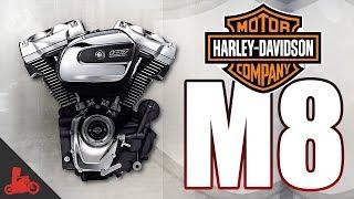 Harley-Davidson Milwaukee Eight Engine