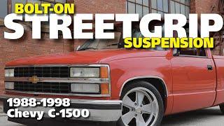 StreetGRIP Suspension for 88-98 C1500 Pickups