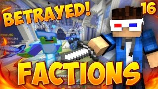 MY OWN FACTION BETRAYED ME!? | TheArchon Factions Ruby #16!