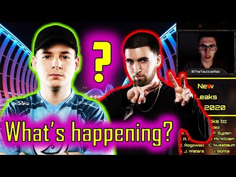 NEW CDL Roster LEAKS!?    CDL Rostermania News & Rumors    CoD: MW