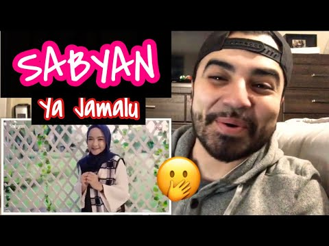 "Reacting to Sabyan ""Ya Jamalu"""