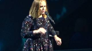 Adele - I Miss You - Live From Boston 09-14-2016