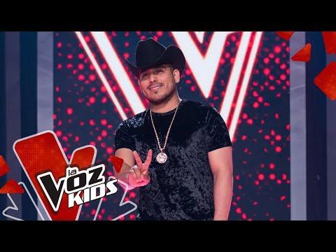 Espinoza Paz confiesa que la música le ayuda a expresar sus sentimientos| La Voz Kids Colombia 2019