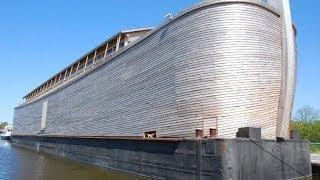 Exact Replica Of Noah's Ark / Netherlands