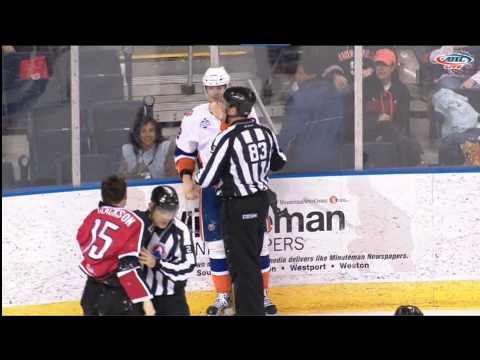 Jason Clark vs. Matthew Clackson