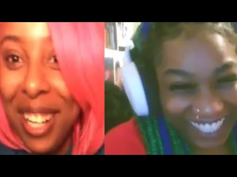JADA RAYE AND LADY CAUTION  TALKS WITH NOMAD ON THEIR CLASSIC BATTLE