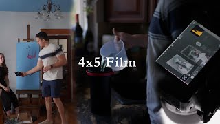 Shooting 4x5 Film   Shoot, Develop and Scan at Home