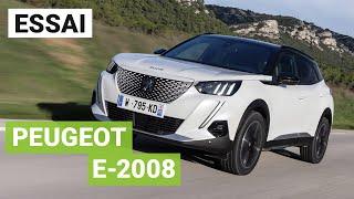 Essai Peugeot e-2008 électrique : tout ce qu'il faut savoir (prix, autonomie, recharge)