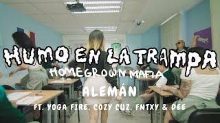 Alemán - Humo En La Trampa Ft Yoga Fire, Cozy Cuz, FNTXY  Dee (Prod. By Taso x Di$) Video Oficial