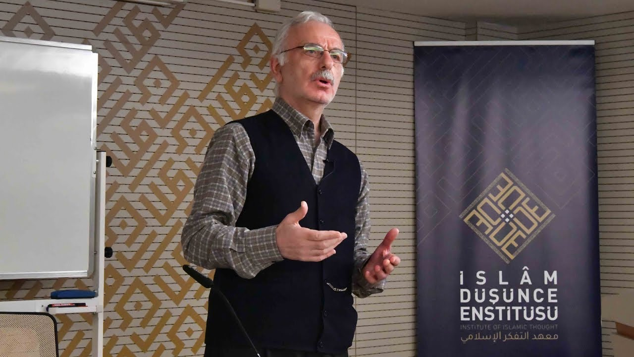 Prof. Dr. Mustafa Kara I Bir İlim Olarak Tasavvufun Doğuşu ve Usûl Üzerine I 05.01.2019