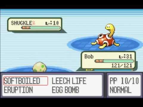 Pokemon eruption walkthrough part 1