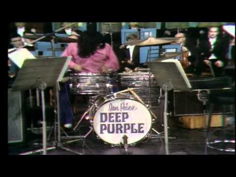 Deep Purple [Concerto For Group And Orchestra 1969] - Third Movement (Vivace - Presto) HD online metal music video by JON LORD