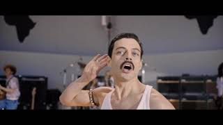 Bohemian Rhapsody  We Will Rock You Live Aid Recreation