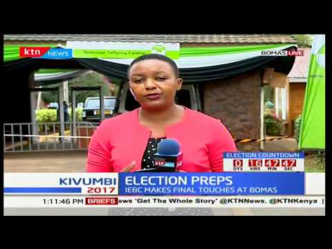 IEBC press conference to be conducted this afternoon by chair Wafula Chebukati