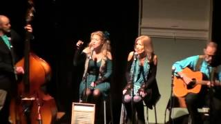 Blondes with Beards 'Let The Mystery Be' Iris Dement   YouTube