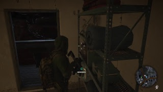 //TOM CLANCY'S GHOST RECON//PS4
