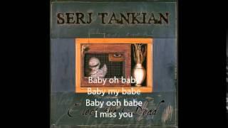 Serj Tankian Baby Lyrics