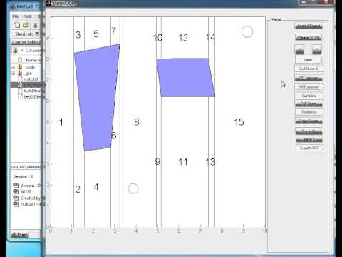 Cell decomposition, motion planning download | SourceForge net