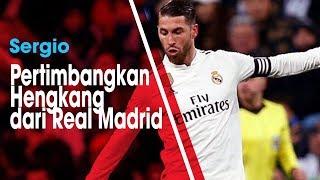 Prestasi Menurun dan Ada Selisih dengan Presiden Klub, Real Madrid Terancam Kehilangan Ramos