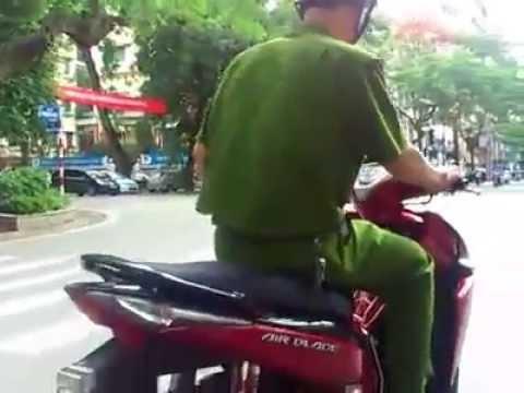 Cảnh sát giờ loạn quá roài @@!