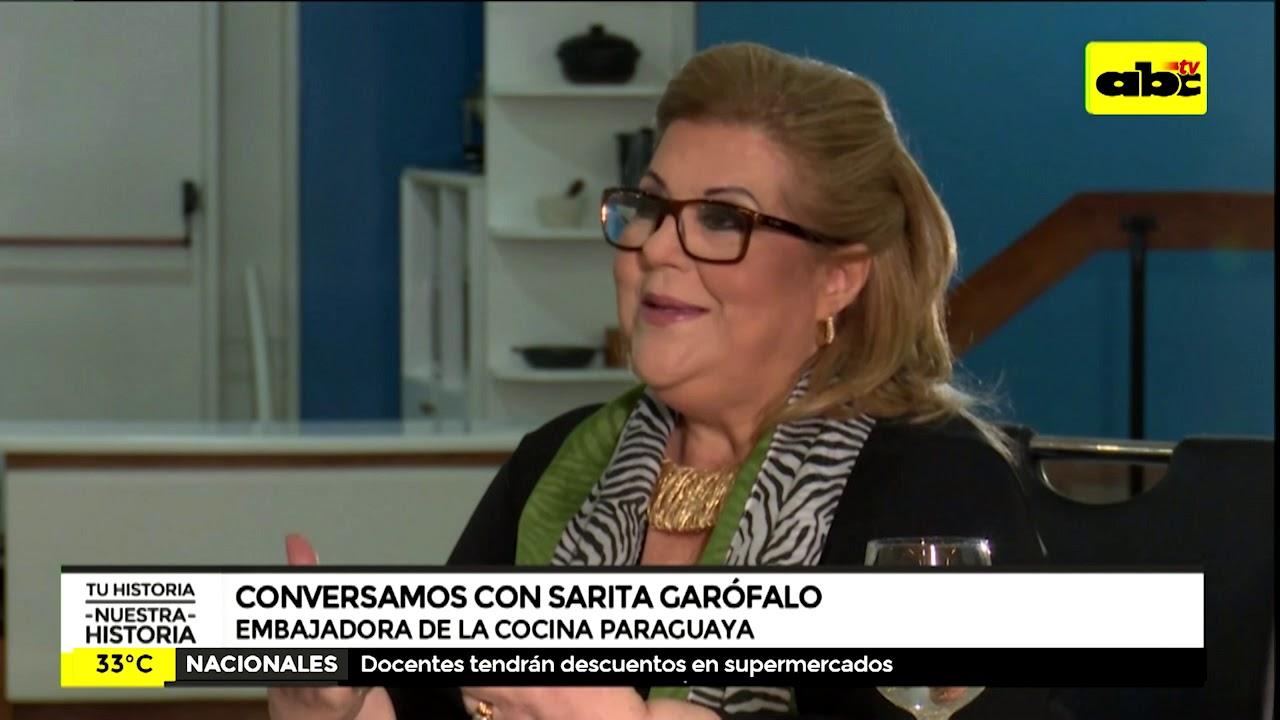 Sarita Garófalo 1