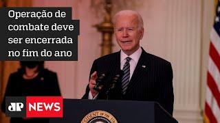 Biden anuncia fim de missão no Iraque, mas não fala sobre retirada de tropas