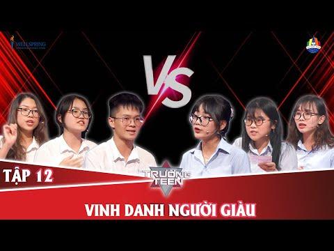 Trường teen 2020 | PTLC WellSpring - Hà Nội vs THPT chuyên Lê Quý Đôn - Đà Nẵng (BÁN KẾT 1)