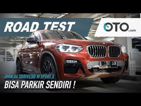 BMW X4 xDrive30i M Sport X | Road Test | Bisa Parkir Sendiri! | OTO.com