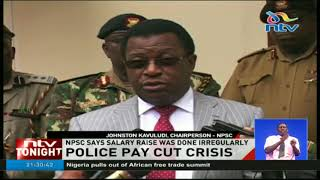 Exposed: How crooked police officers earned high salaries
