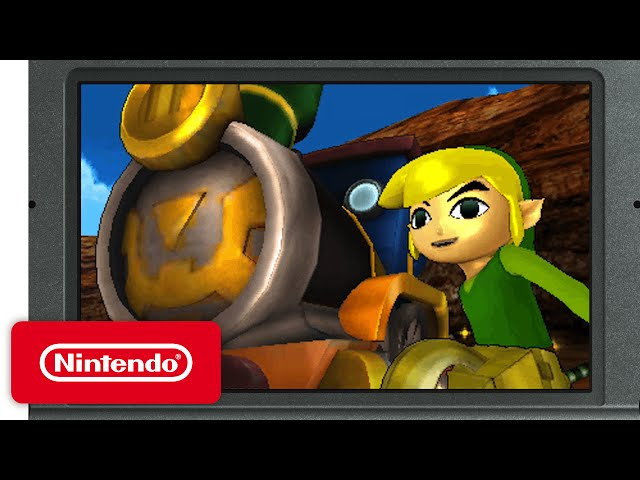 The Legend of Zelda™: Spirit Tracks
