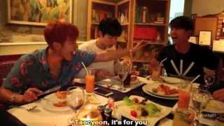 [ENG] Making 365 days with 2PM JunK, Taecyeon, Wooyoung, Junho, Chansung