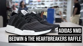 THE SNKRS - RAFFLE ADIDAS NMD x BEDWIN   THE HEARTBREAKERS 89c7e4883
