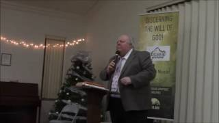 Bishop David Hicks Don't look Back Jesus is Coming