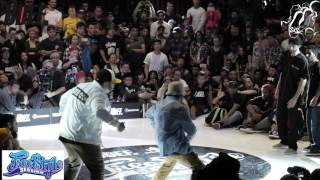 Kannon and Soul vs Swift and Full Out | All Styles 2v2 Finals | FSS 2015 | #SXSTV