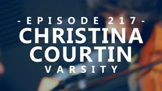 Christina Courtin - Varsity