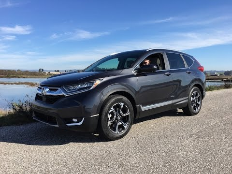 2017 Honda CR-V – Redline: Review