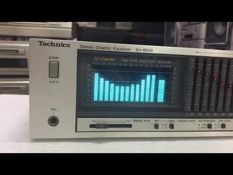 ECUALIZADOR TECHNICS SH GS91 SPECTRUM - смотреть онлайн на