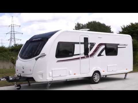 Practical Caravan reviews the 2015 Swift Elegance 565