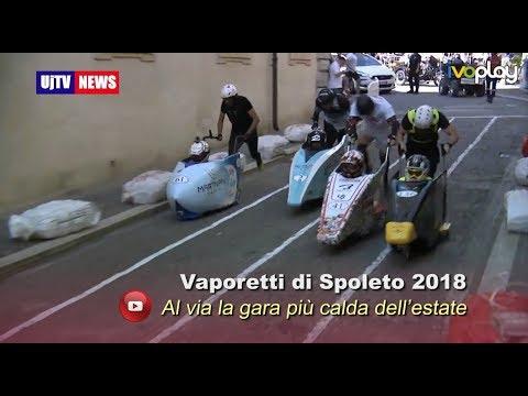 Vaporetti di Spoleto 2018